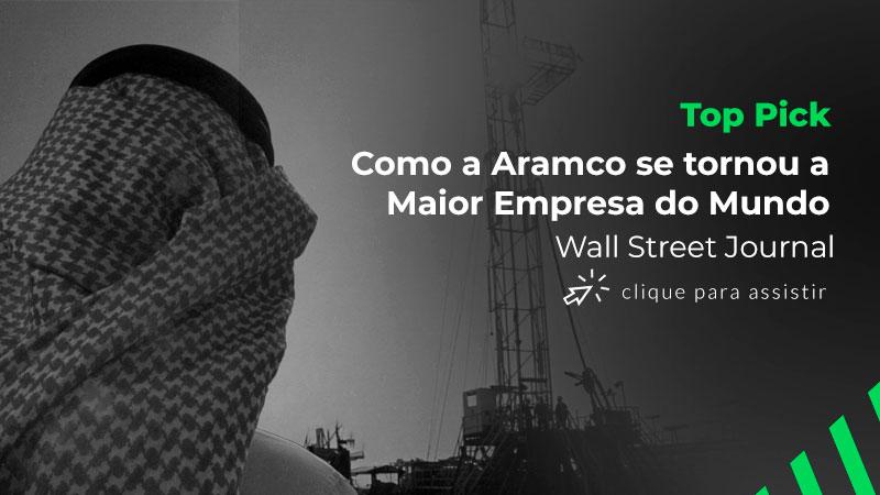 Wall Street Journal e a Saudi Aramco em 2020