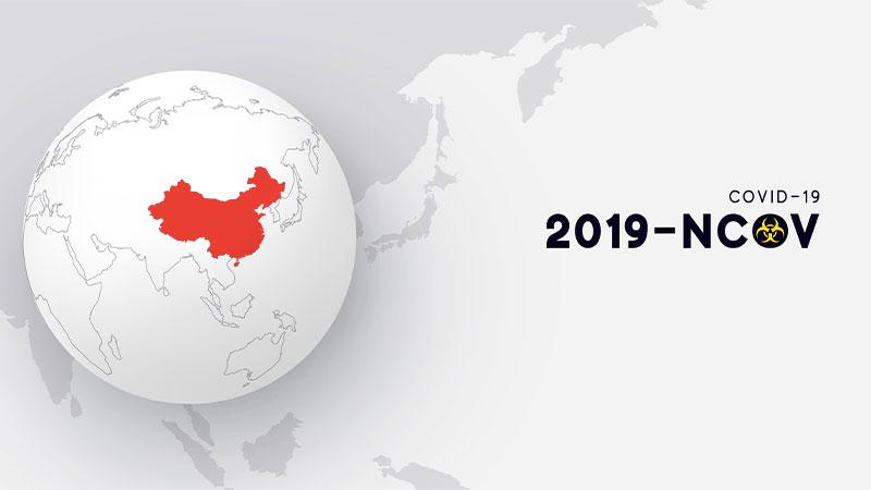 Após seu primeiro registro na China, o coronavírus teve uma trajetória rápida e fatal, fazendo com que a OMS declarasse emergência de saúde pública global.